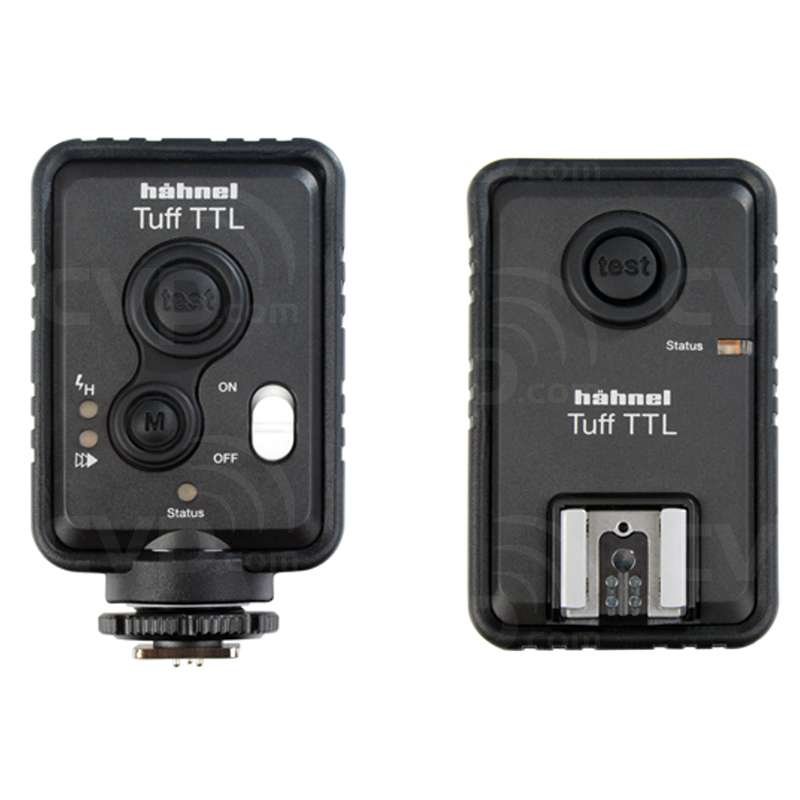 Hahnel Tuff TTL Wireless Flash Trigger System for Canon (p/n