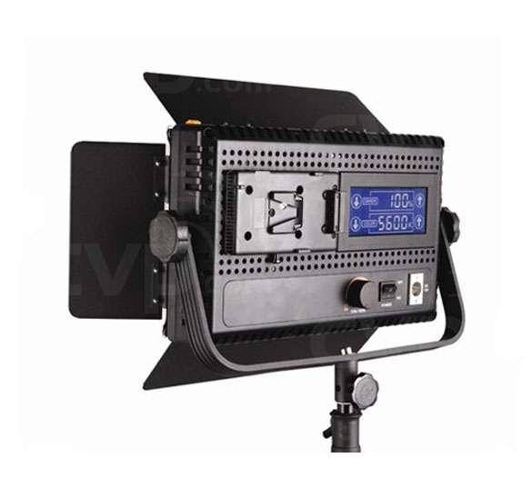 Lishuai LED576AVLK-2 (LED576AVLK 2) 2x Daylight LED Light Panels