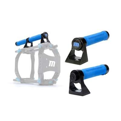 Redrock Micro Double Top Handle Kit for ultraCage | Blue