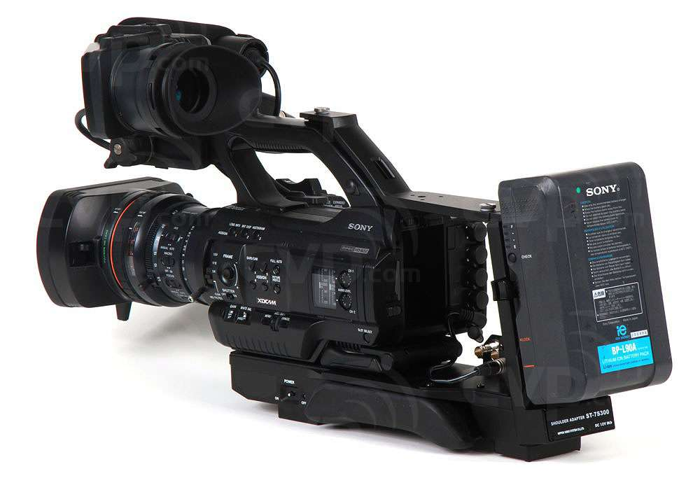 Protech ST-7S300 (ST7S300) Camera Shoulder Mount Adapter for Sony PMW-300