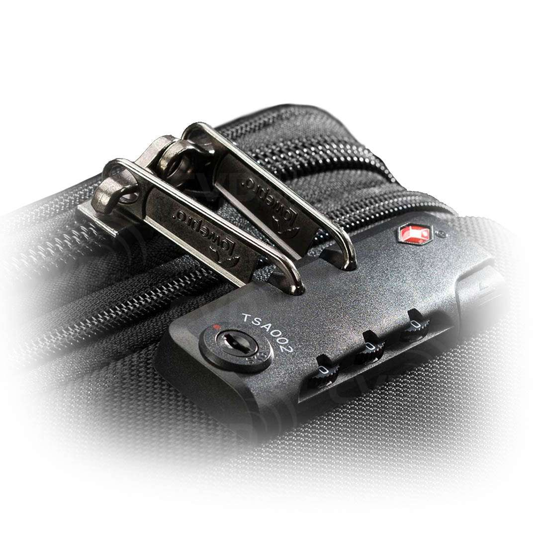 Combination Zipper Lock