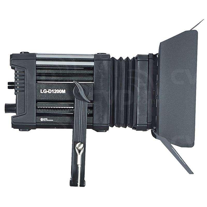 Datavision DVS-LEDGO-D1200M (DVSLEDGOD1200M) 120W LED Fresnel Studio Light with DMX
