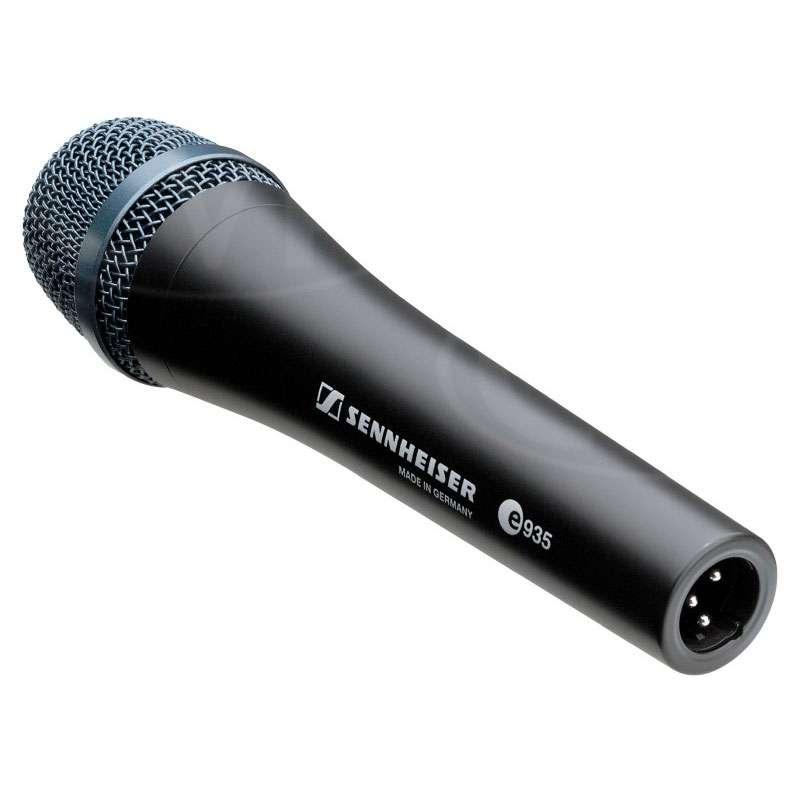 Sennheiser E 935 (E935) Cardioid Vocal Stage Microphone (p/n 9421)
