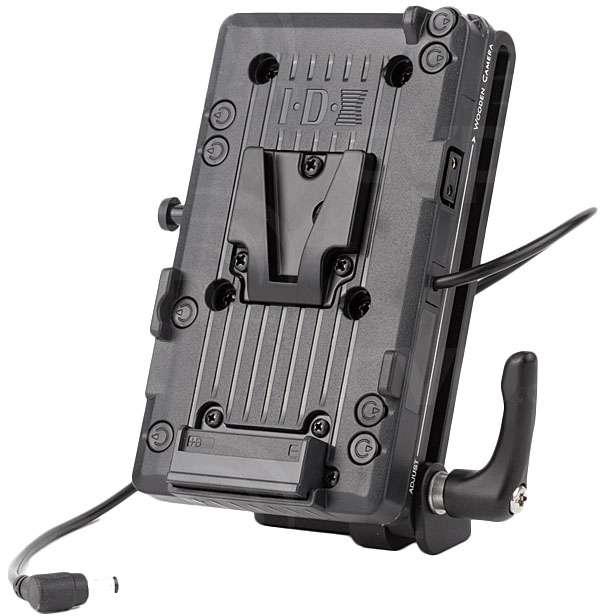 Wooden Camera Battery Slide Adjustable Mounting System for WC V,