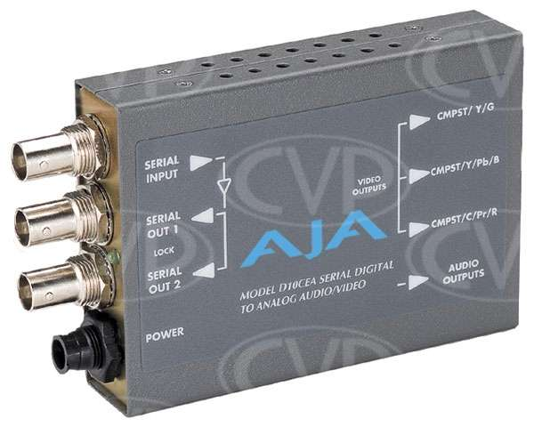 AJA Video Systems - HD10CEA D-A converter - SDI /