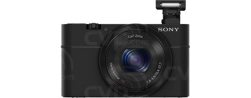 Sony (DSCRX100.CEH) Cyber-shot DSC-RX100 Digital Camera (Black)