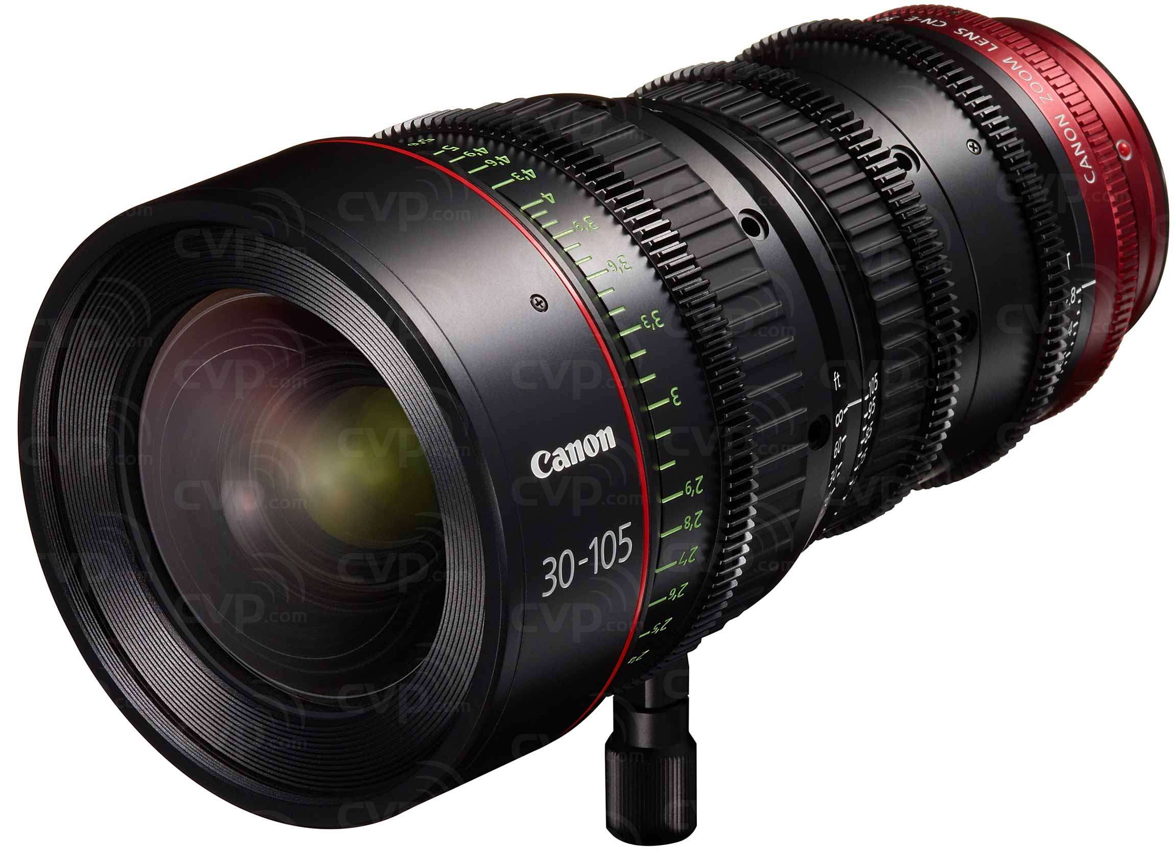 Canon CN-E 30-105mm T2.8 L SP PL Mount 4K Cine