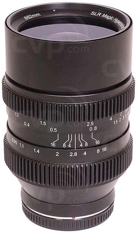 SLR Magic 35mm T0.95 - mFT