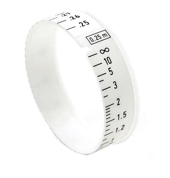 ARRI K2.72129.0 (K2721290) 0.25m Pre-Marked Focus Ring
