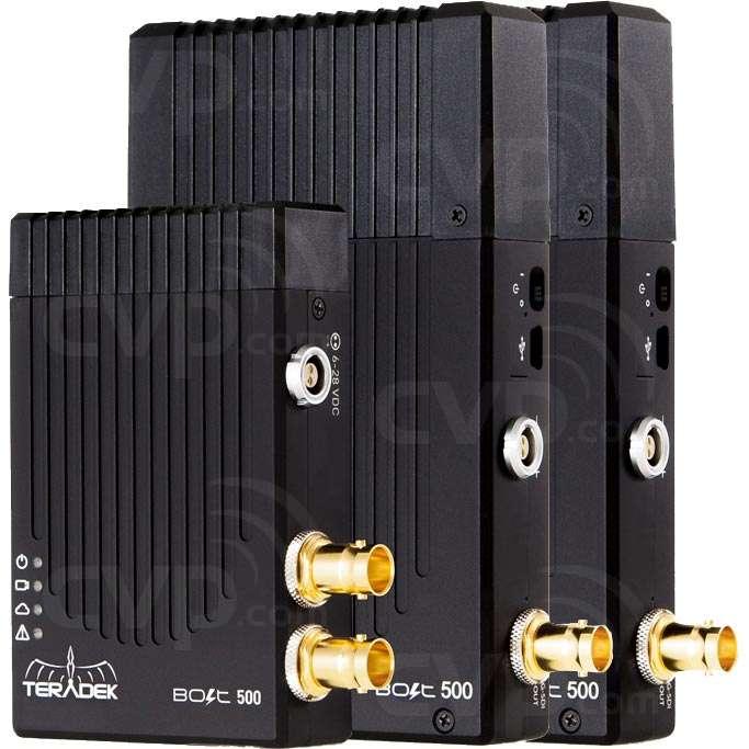 Teradek Bolt Pro 500 3G SDI - HDMI Wireless