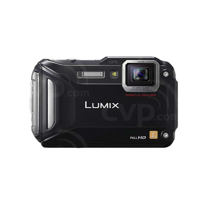 Panasonic Lumix DMC-FT5 16.1MP, 4.6x Optical Zoom Digital Camera (DMC-FT5EB9-K)