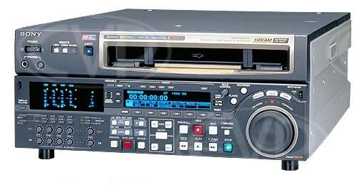 Sony HDW-M2000P