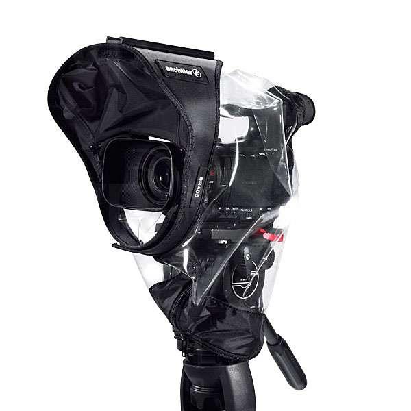 Sachtler Bags SR405 (SR-405) Transparent Raincover for Mini DV/HDV Video