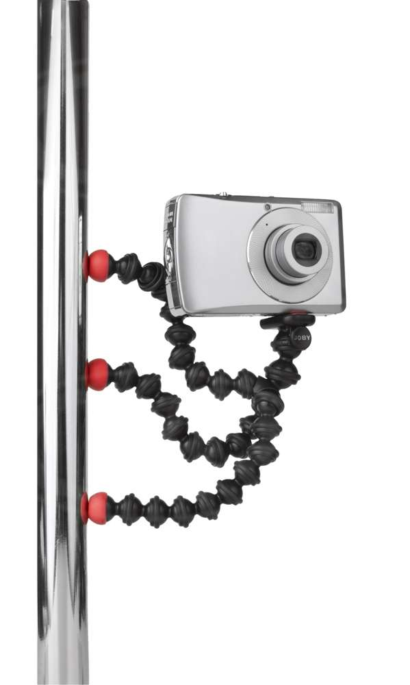 Joby GorillaPod Magnetic Tripod - Red