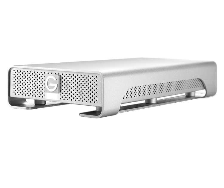 G-Tech G-DRIVE Gen6 (2TB) 7200RPM Professional External Hard Drive with