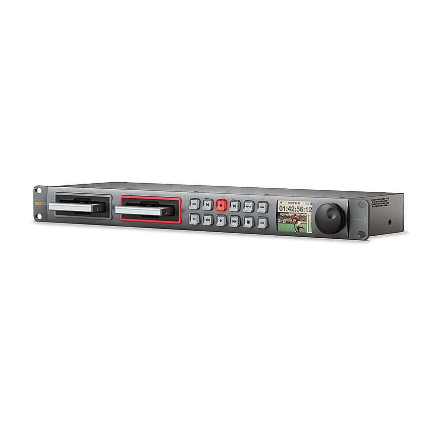 Blackmagic Design HyperDeck Studio 12G Professional High Performance Broadcast Deck