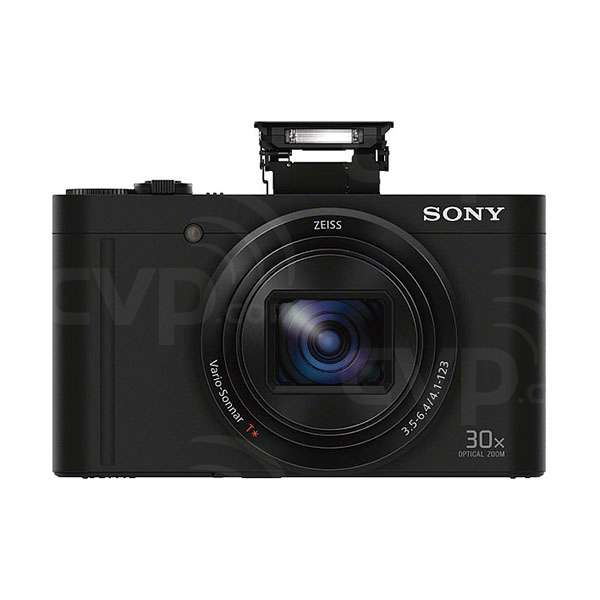 Sony DSC-WX500 18.2MP Digital Compact Camera with 30x Optical Zoom