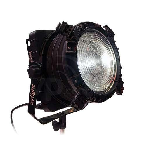 Zylight F8-200 Fresnel Light with built-in DMX and ZyLink wireless