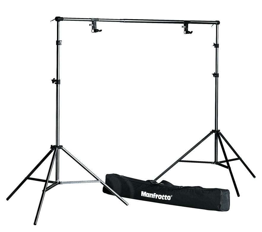 Manfrotto 1314B (1314-B) Background Set includes 1 x 3 Section
