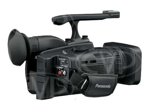 Panasonic AG-HMC41E (AGHMC41E) SD card solid state compact camcorder with