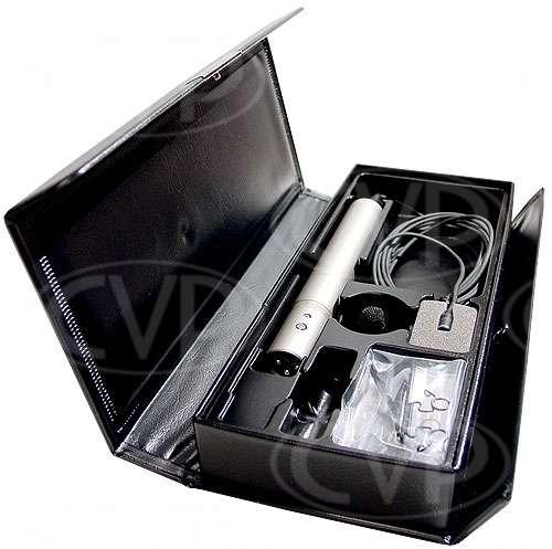 Sony ECM-77B lavalier mic.
