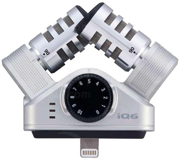 Zoom IQ6 X/Y Microphone
