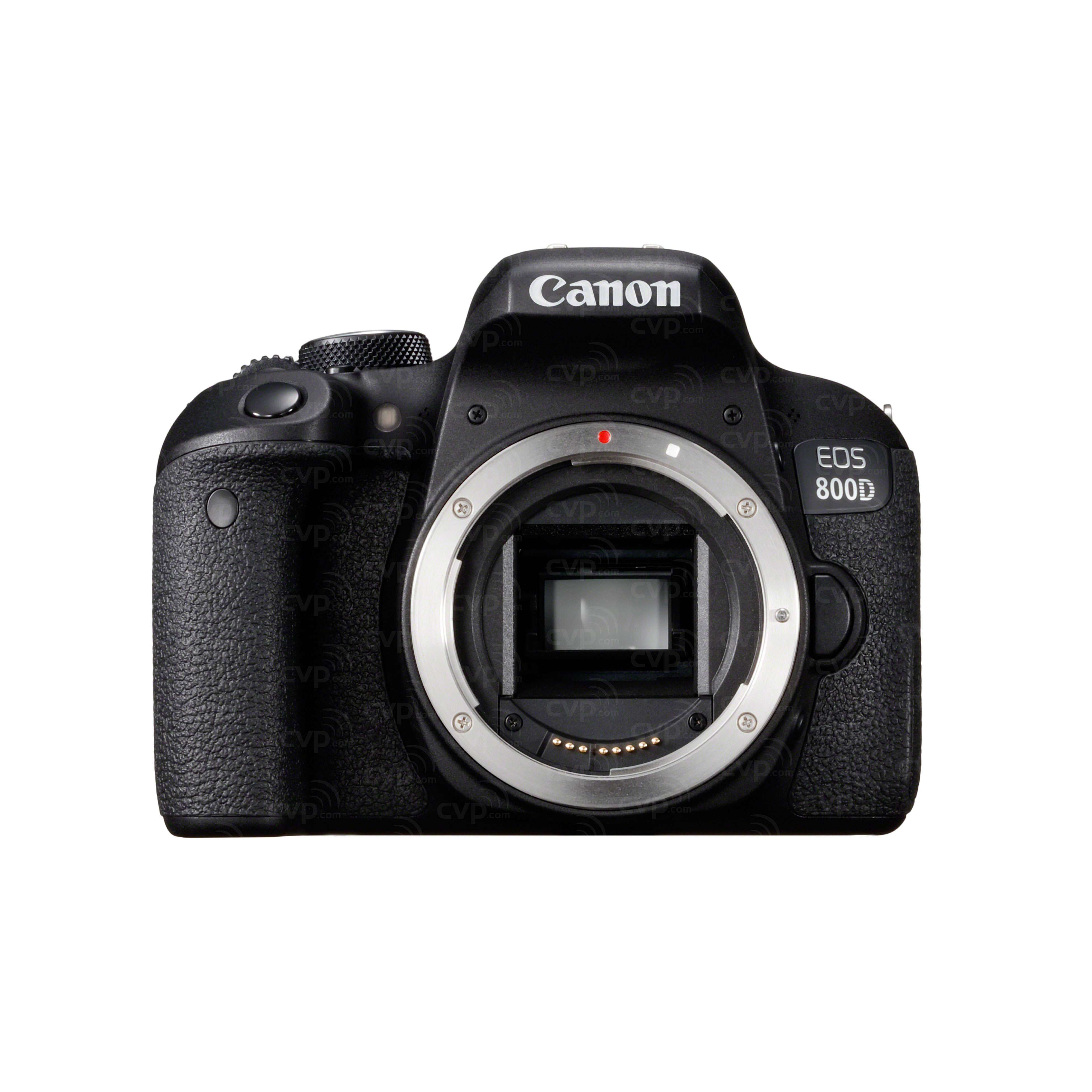 Canon EOS 800D 24.2MP Full HD Digital SLR Camera Body Only (Canon p/n 1895C016AA)