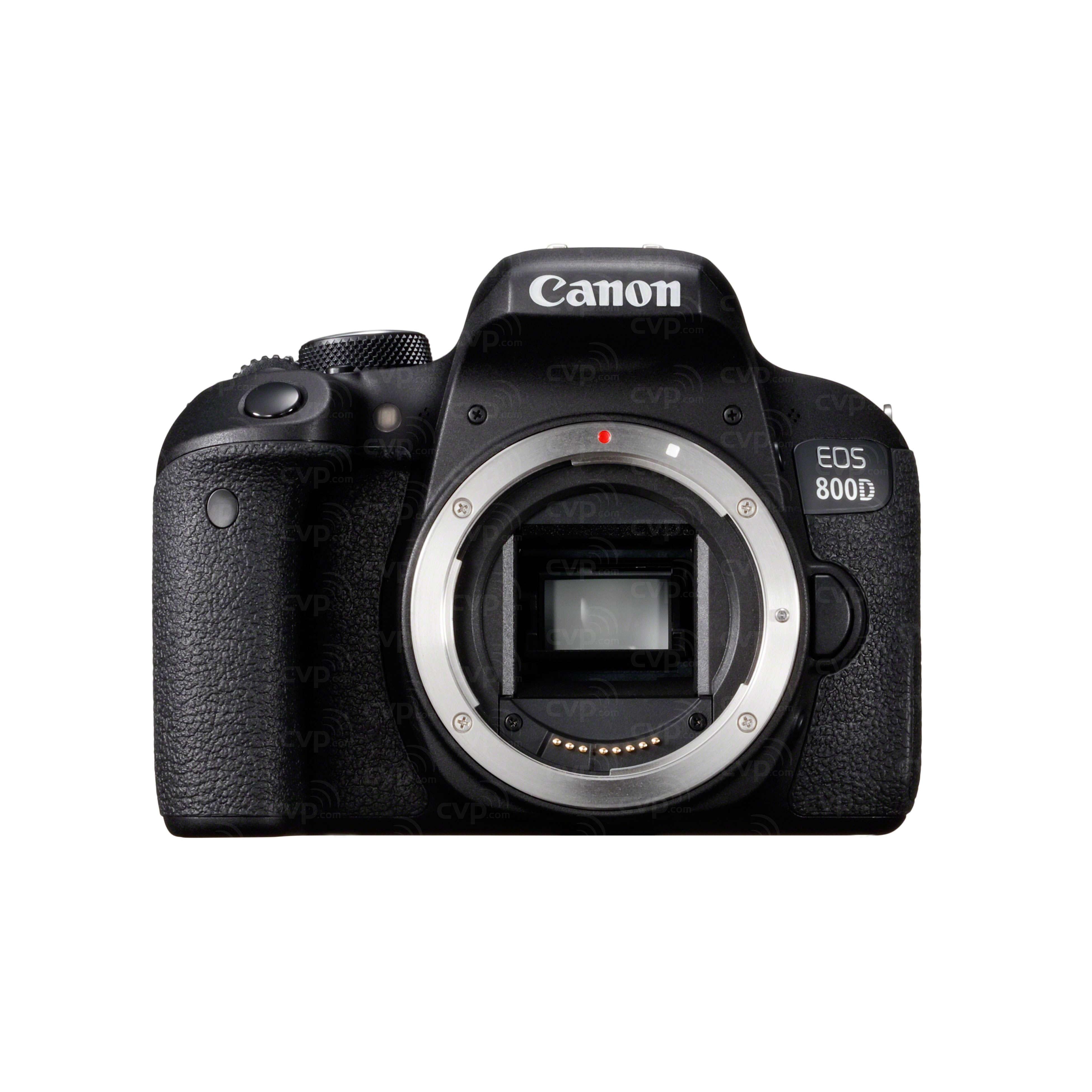 Canon EOS 800D 24.2MP Full HD Digital SLR Camera Body