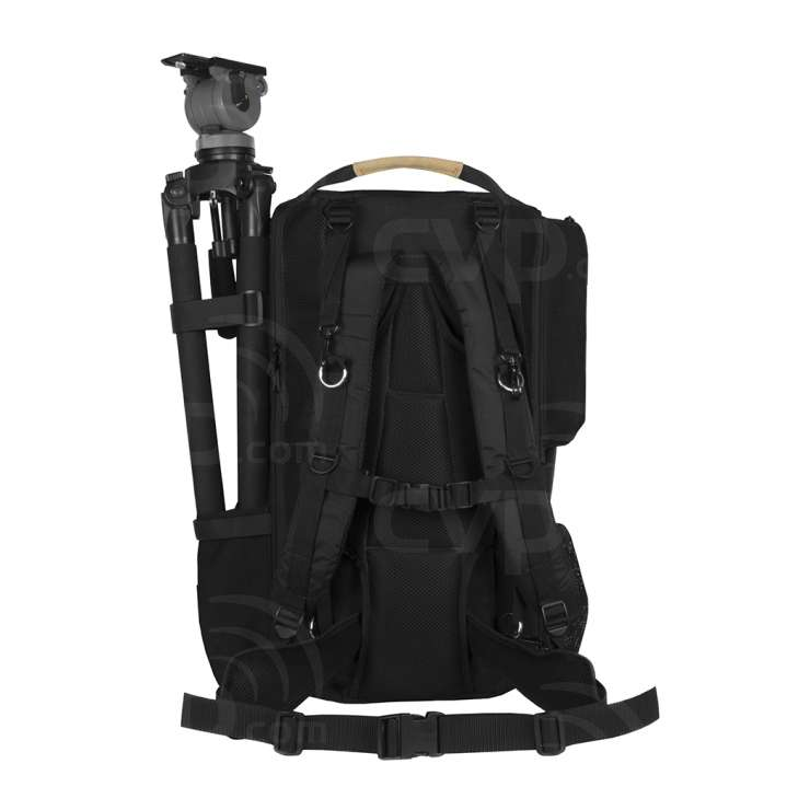 Portabrace CINEMA-BACKPACK (CINEMABACKPACK) Ultra-light Backpack for Digital Cine Cameras