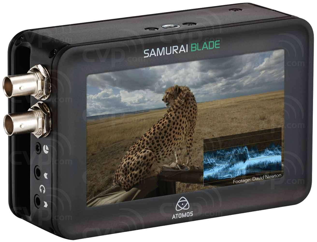 Atomos Samurai Blade - Camera-Mounted Recorder, Monitor, WFM & Deck