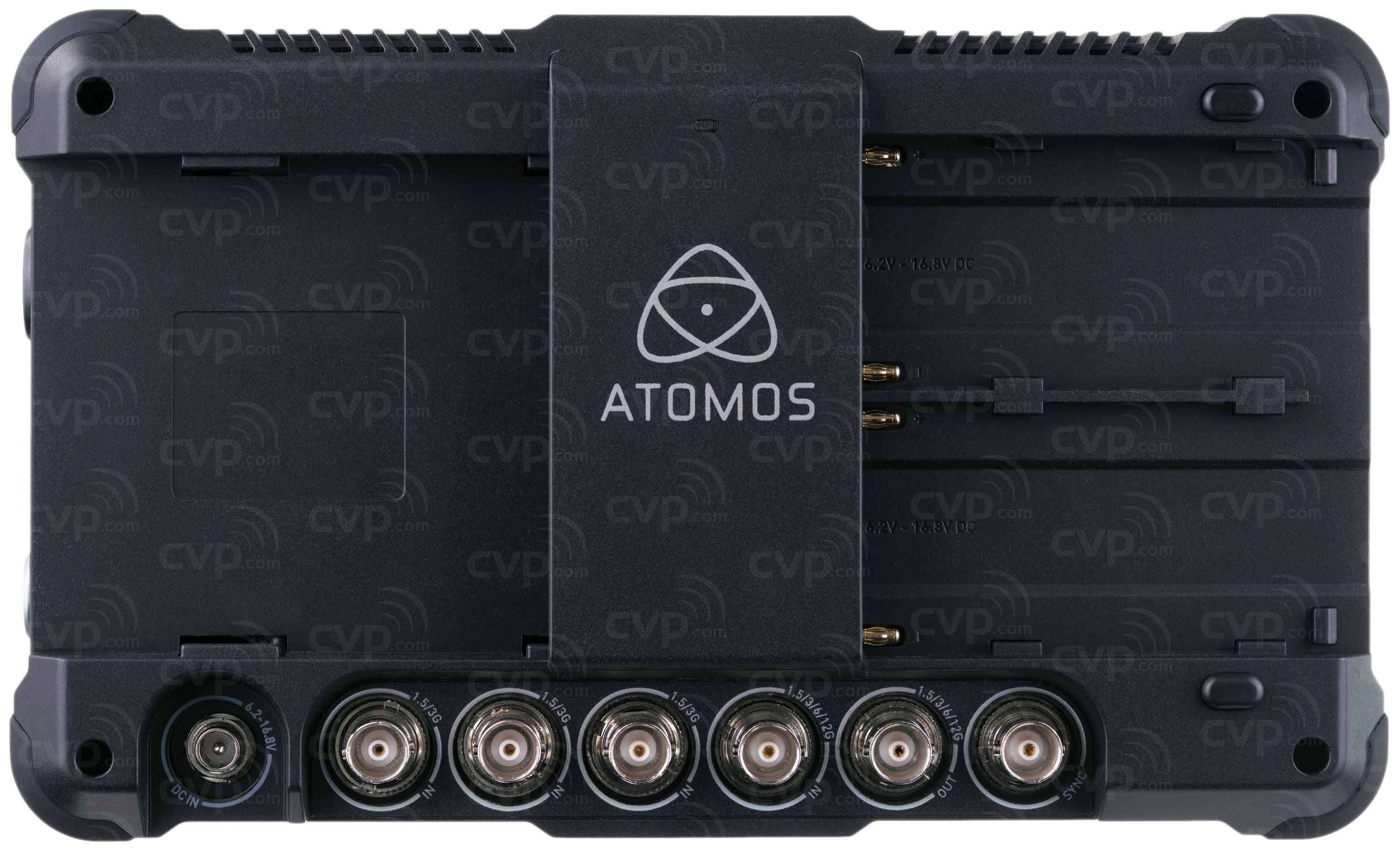 Atomos Shogun Inferno with Full Accessory Kit & HPRC Carry
