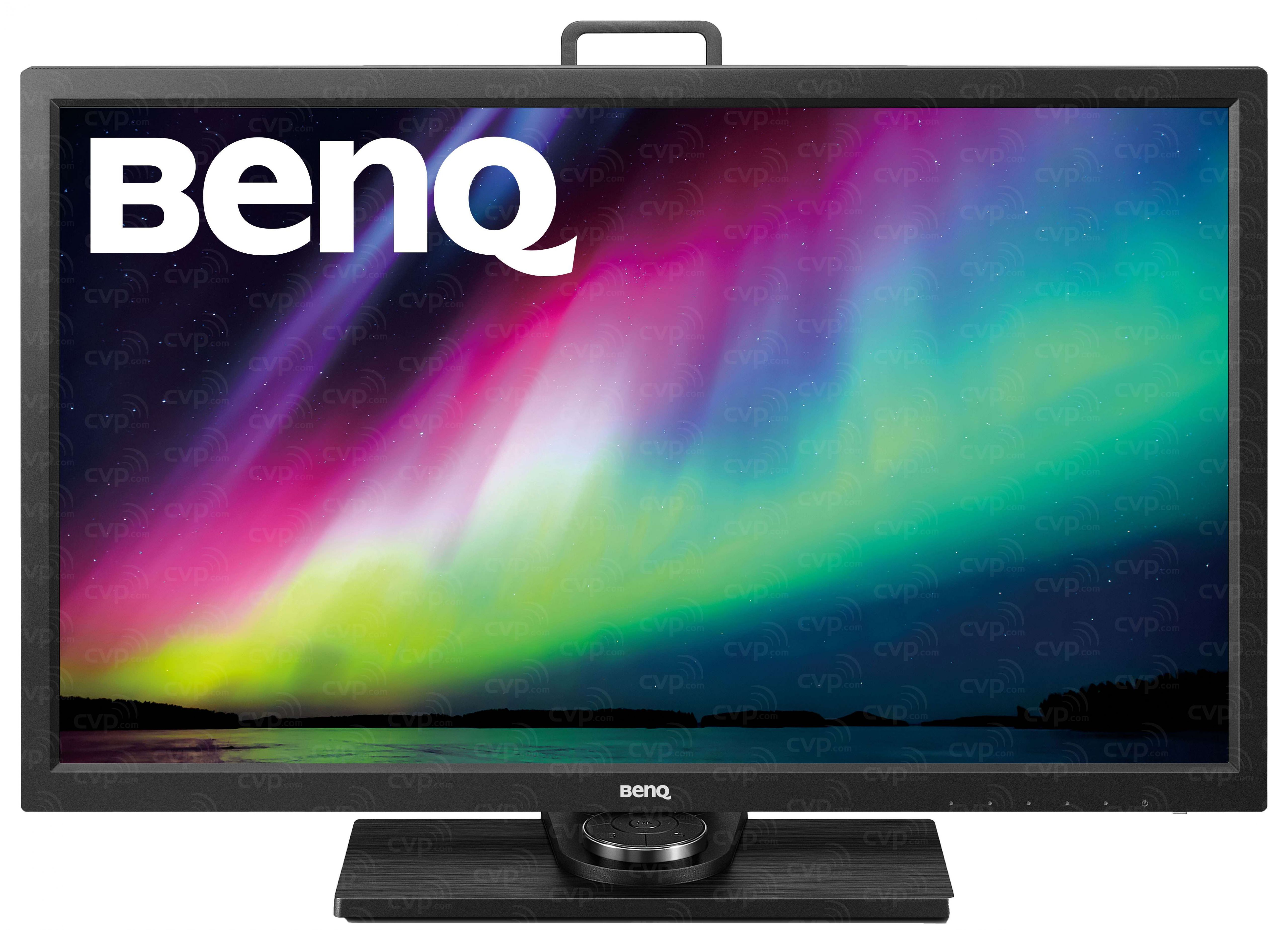 SW2700PT Pro 27in Monitor - Front without Hood