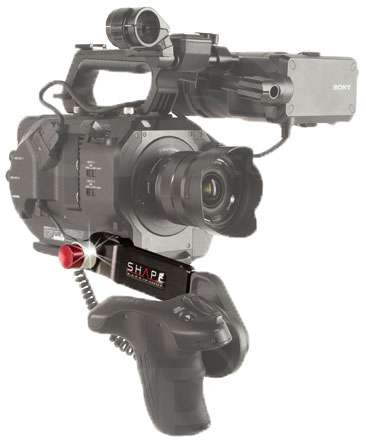 SHAPE FS7RH (FS7-RH) Remote Extension Handle for the Sony FS7