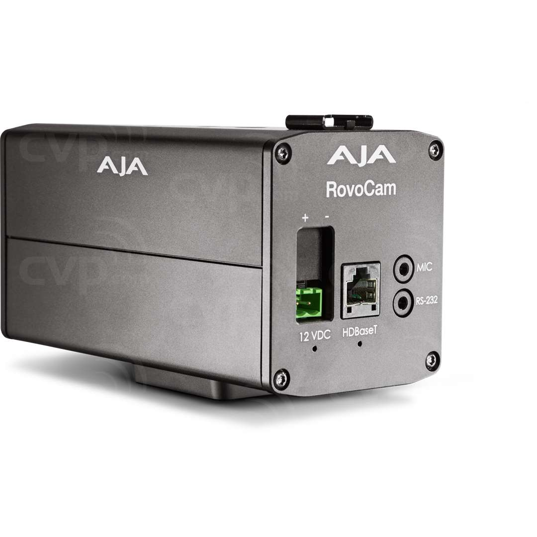 AJA ROVOCAM (ROVOCAM) Integrated UltraHD/HD Camera with HDBaseT