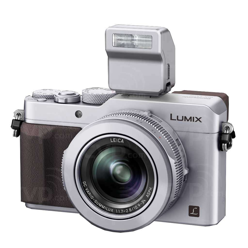 DMC-LX100EBS Digital Camera