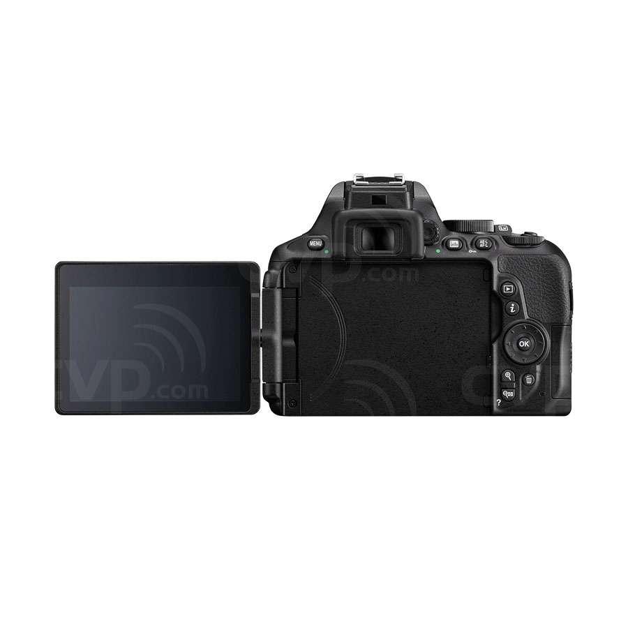 Nikon D5600 24.2 Megapixel DX-Format Digital SLR Camera with 18-140mm