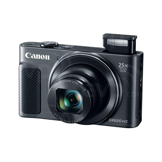 Canon PowerShot SX620 HS 20.2 Megapixel Digital Compact Camera with