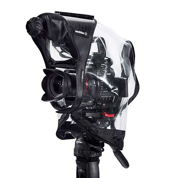 Sachtler Bags SR400 (SR-400) Rain cover for Canon EOS C100 (Replacement for Petrol PR400)