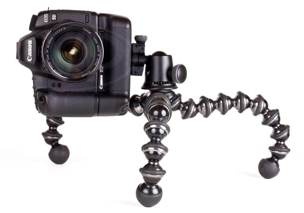 Joby GorillaPod Focus Tripod with Ballhead X - Black