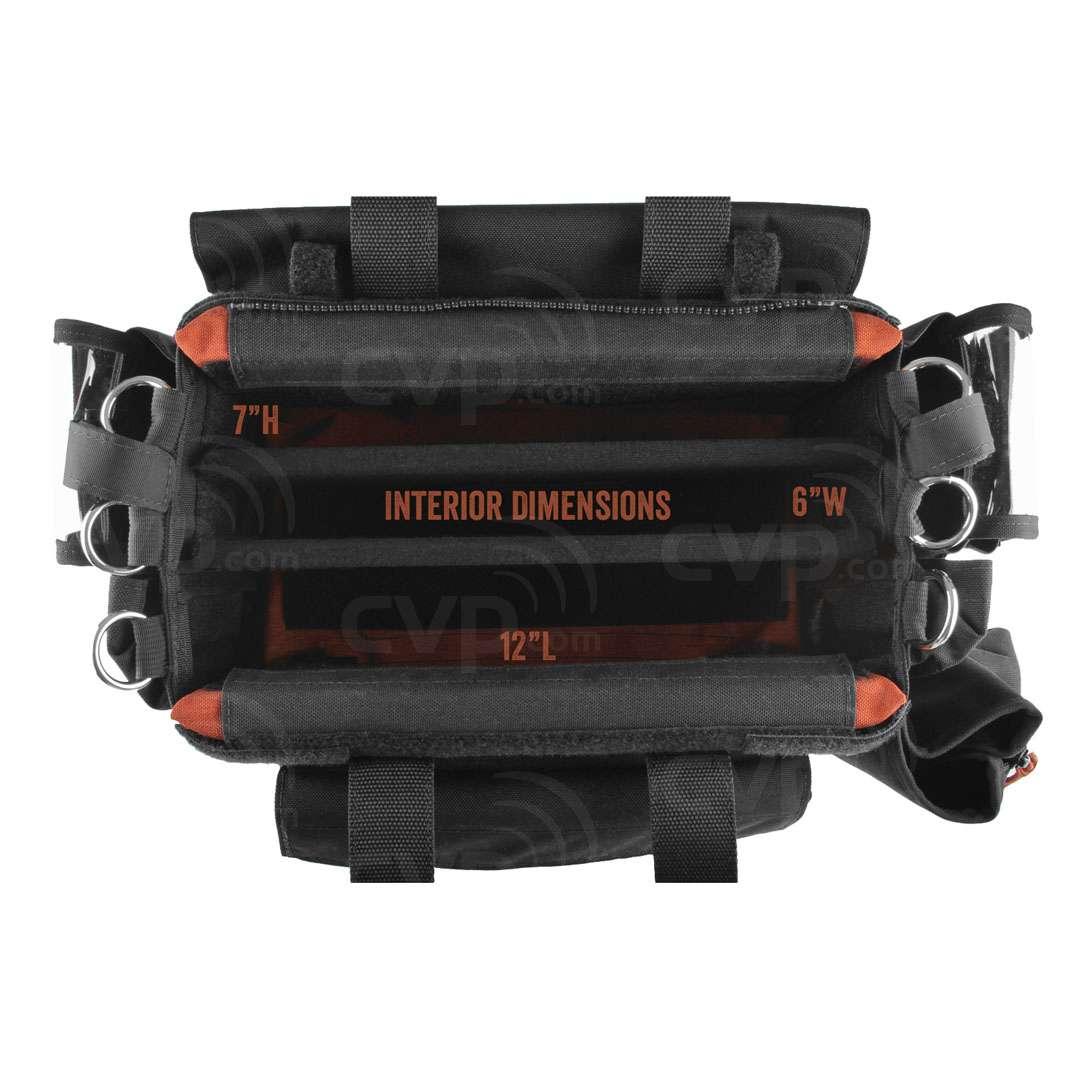 Portabrace AO-1.5XBH (AO15XBH) Audio Organizer  Includes AH-2H Harness (no