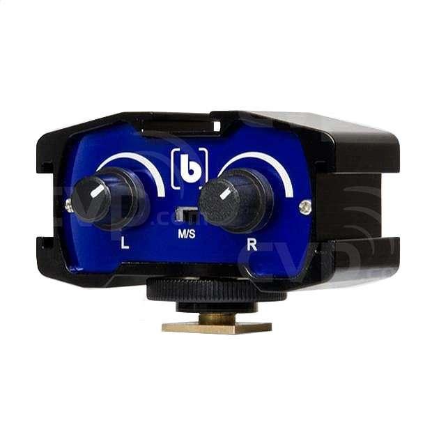 BeachTek MCC-2 (MCC2) Two Channel Audio Adaptor / Bracket Combo