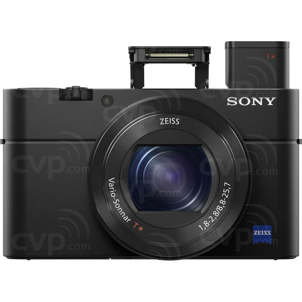 Sony Cyber-Shot DSC-RX100 IV 20.2MP Digital Camera with 4K Video