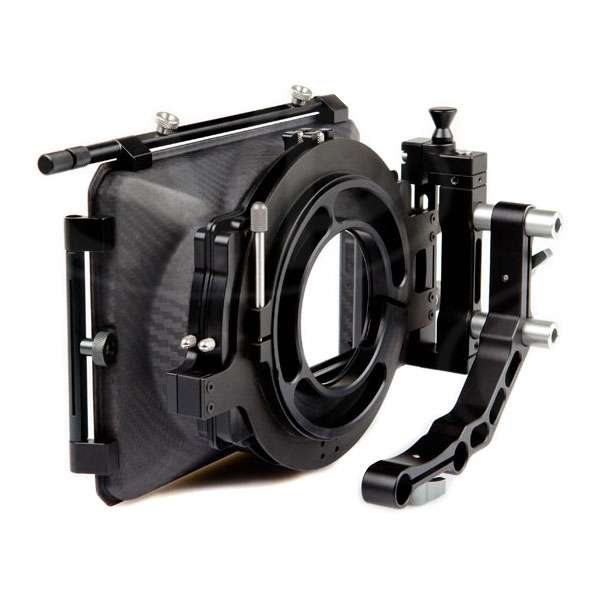 Movcam 301-0201 (3010201) MM-1 Matte Box Kit includes 4x5.65 inch