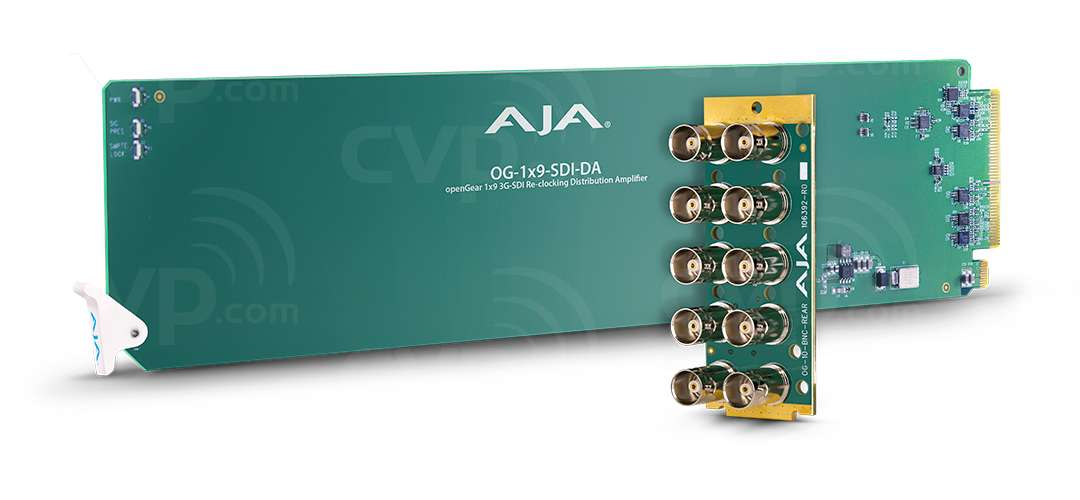 AJA 3G-SDI Amplifier Card
