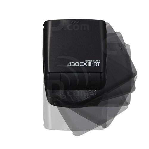 Canon Speedlite 430EX III-RT (430EXIIIRT) Flashgun for EOS and PowerShot