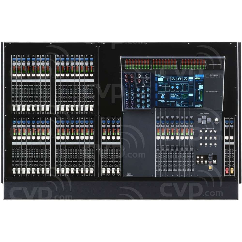 Buy yamaha m7cl 32 m7cl32 32 channel live digital for Yamaha live console