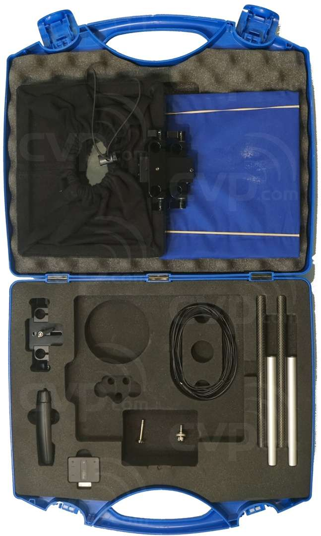 Portaprompt 365 Prompting Kit for Tablets Including: 15mm Bar Rig,