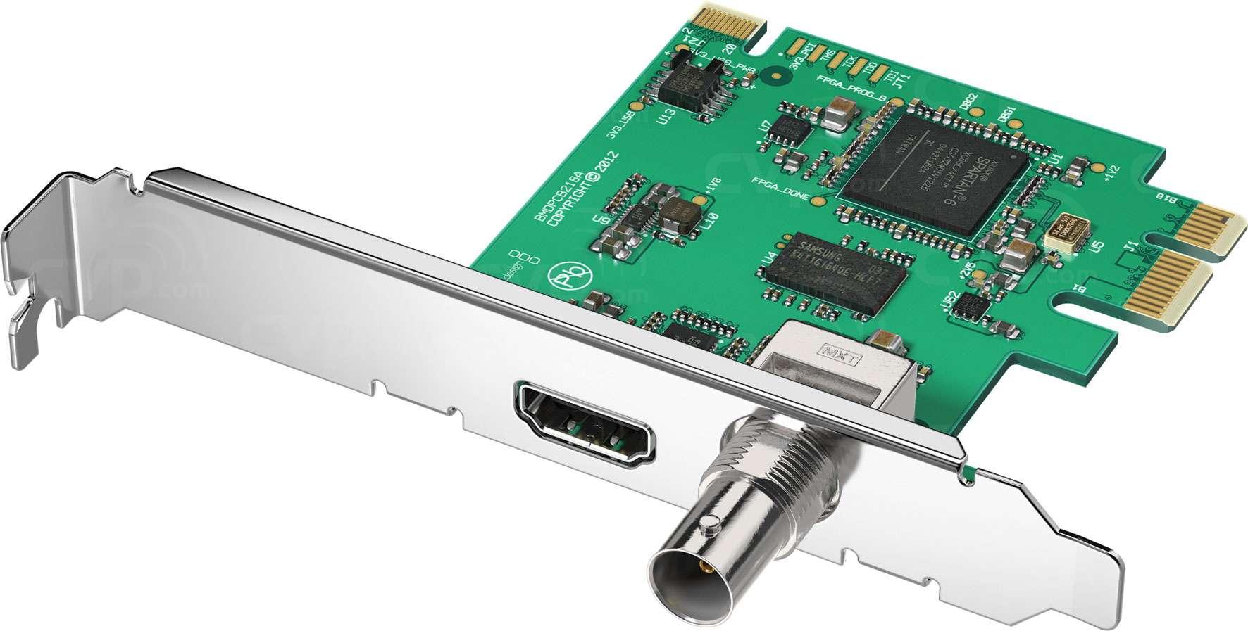 Blackmagic Design Decklink Mini Monitor - PCIe playback for 3G-SDI