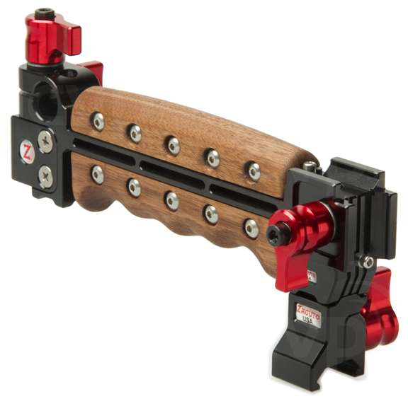 Zacuto Universal Top Handle for the Recoil Camera Rig -