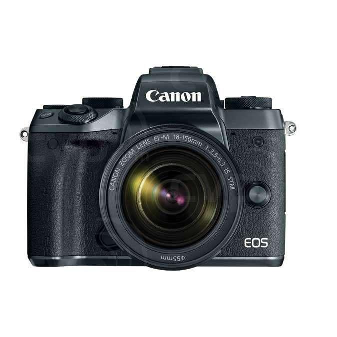 EOS M5 with 18-150mm Lens